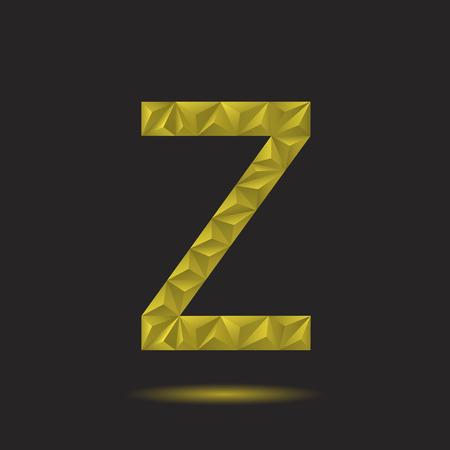 Letter Z Illustration
