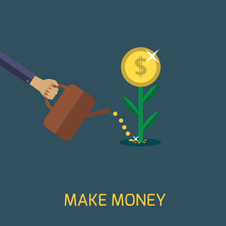 Make money Vector