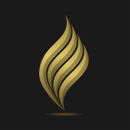 Brand logo sjabloon