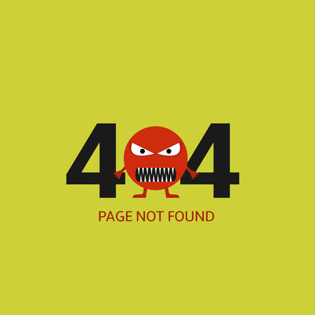 find fault: Page not found