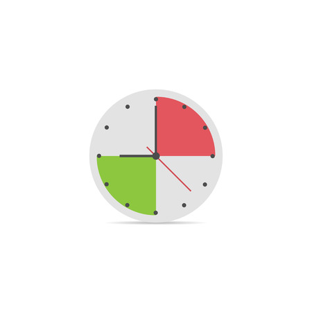 Simple watch icon.