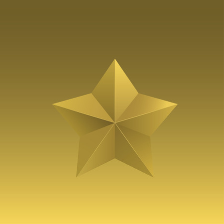 Golden Star Symbol Royalty Free Cliparts Vectors And Stock