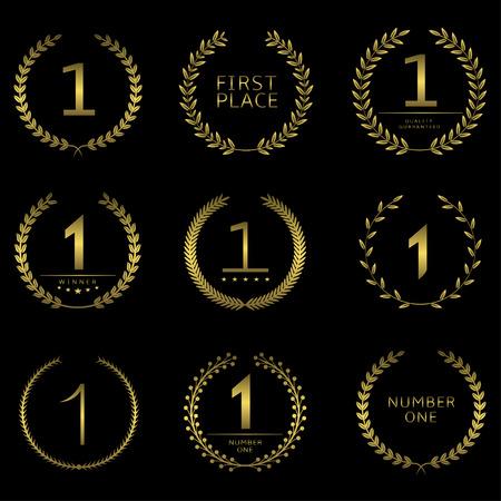 Nummer een symbool