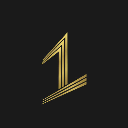 Number one symbol