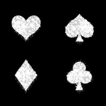 Ace Playing Card signs
