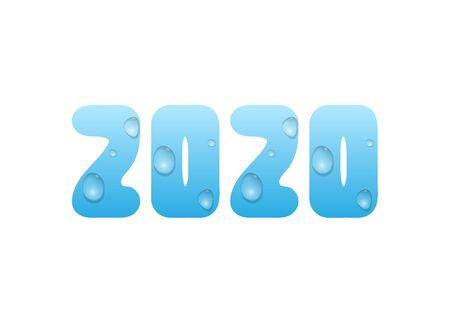 2020 Blue water numbers