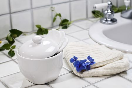 Santé et beauté, produits spa