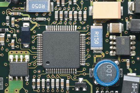 Fermer Electronic-circuit jusqu'à