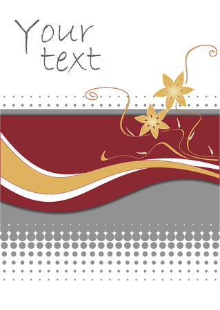 paint chipping: Abstract vector background