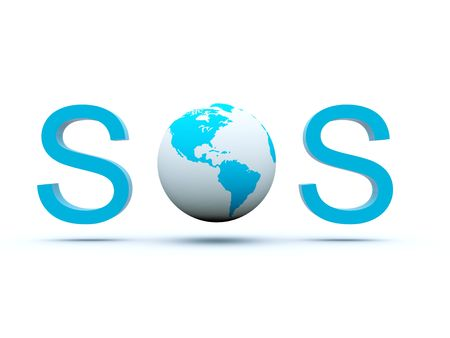 СОС: Earth send a SOS