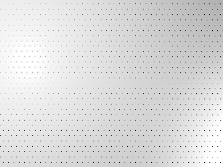 wire mesh: White metal background