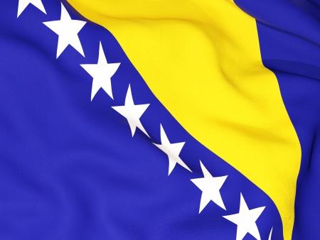 bosnia and herzegovina: Flag of bosnia and herzegovina