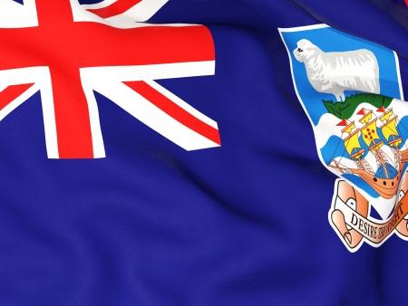 falkland: Flag of falkland islands