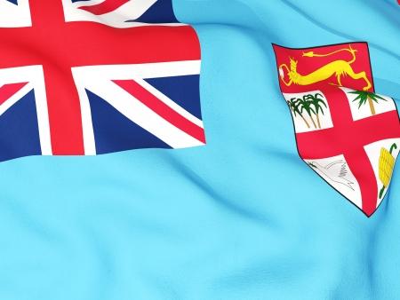 fiji: Flag of fiji