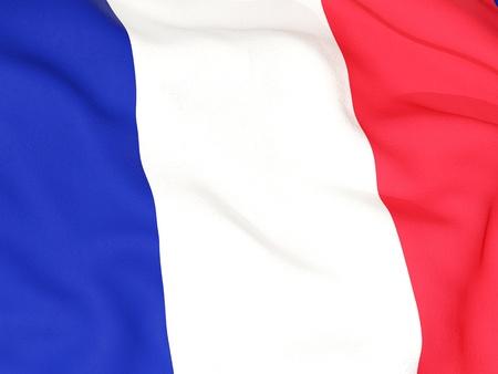Flag of france Stock Photo - 18618322