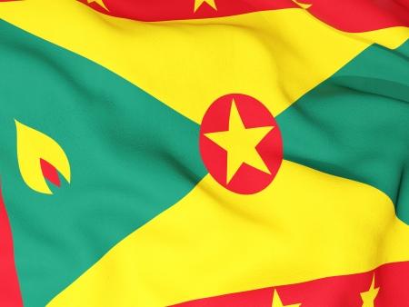 grenada: Flag of grenada