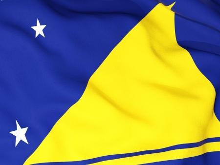 tokelau: Flag of tokelau