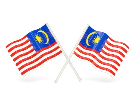 Flag of malaysia photo