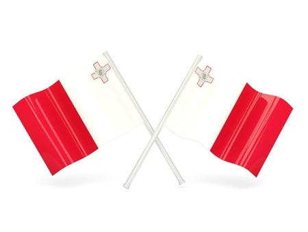 malta: Flag of malta