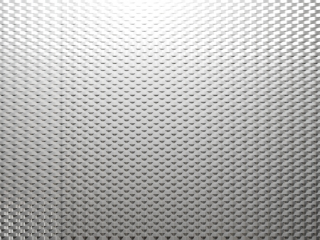 metall texture: White abstract metall background with riffle texture Stock Photo