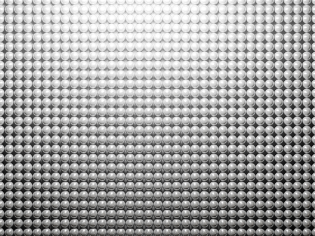 metall texture: White abstract metall background with dots texture