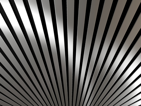 white metal: White metal background with striped texture