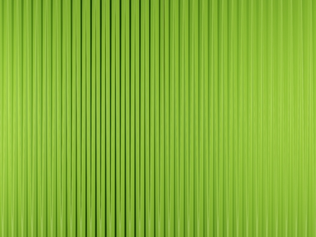 industrial hole: Green background with square elements. 3D illustration Stock Photo