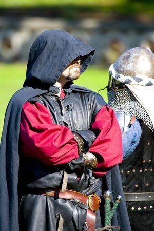 Knight Reklamní fotografie