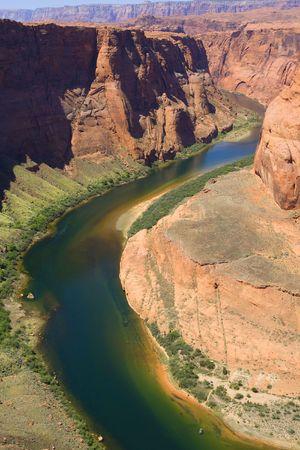 toroweap: Colorado river
