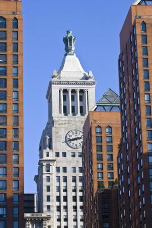 clocktower:  Clocktower  Manhattan NY
