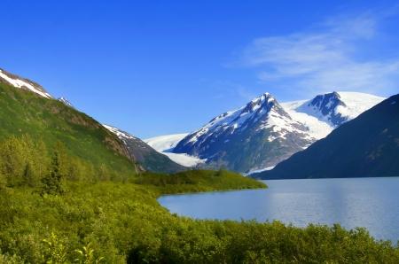 Incre�ble Alaska Foto de archivo
