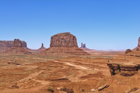 Monument Valley. USA photo