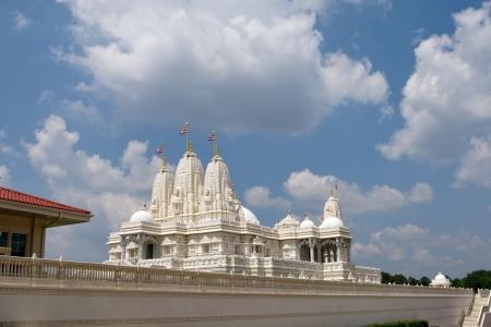 The BAPS Swaminarayan Sanstha Shri Swaminarayan Mandir, Atlanta GA