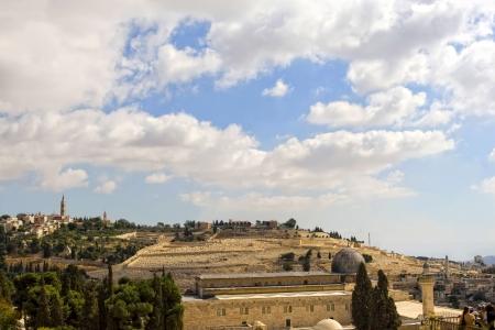 Old city of Jerusalem Stock Photo - 15577966