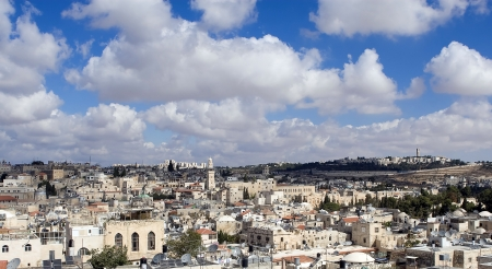 mishnah: Old city of Jerusalem