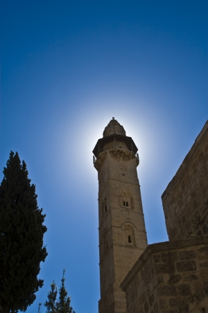 Old city of Jerusalem Stock Photo - 15577500