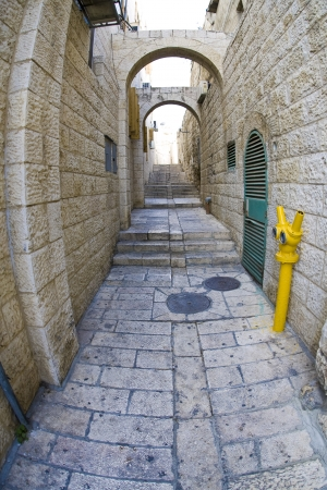 Old city of Jerusalem Stock Photo - 15607148