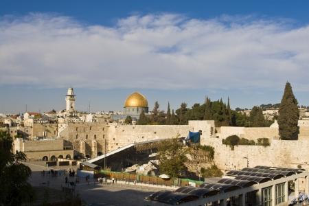 Old city of Jerusalem Stock Photo - 15578503