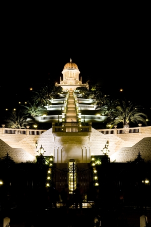 The Bahai temple Stock Photo - 15577766