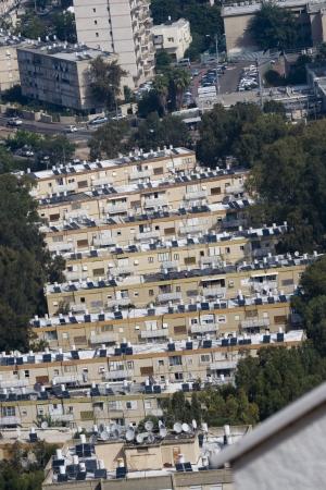 Panoramic of Haifa . Israel Stock Photo - 15579894