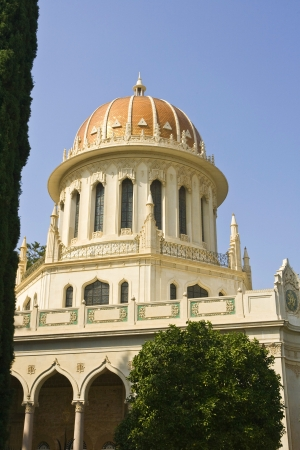 The Bahai temple Stock Photo - 15578878