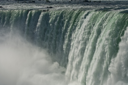 The Mist Of Niagara Falls Stock Photo - 15578526