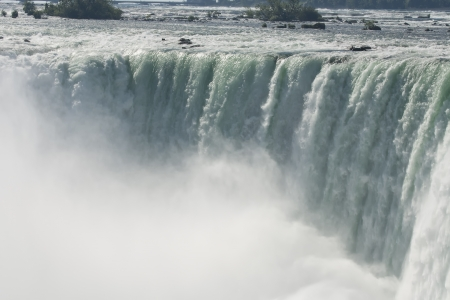 The Mist Of Niagara Falls Stock Photo - 15578197