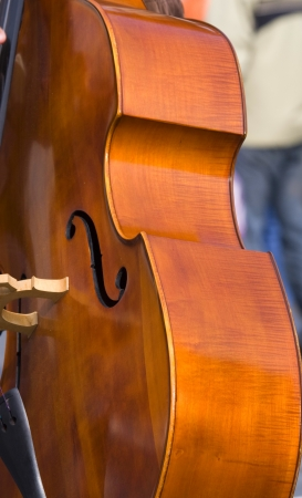 Close-up view of the musical instrument  Stock Photo