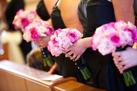 Bridal Party Фото со стока