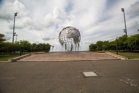 university fountain: New York World