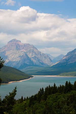 peace: Waterton-Glacier international peace park