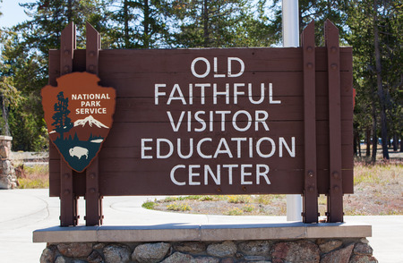 bridger: Old Faithful at Yellowstone National Park