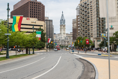 Philadelphia City Hall, Philadelphia, Pennsylvania, USA