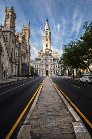 Philadelphia City Hall Editorial